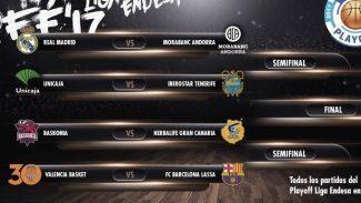 El Betis desciende y el Baskonia es segundo: así quedan los cruces en los playoffs ACB