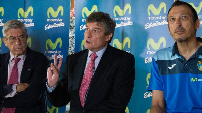 """El presidente del Estu asegura que jugarán la Champions FIBA """"con total probabilidad"""""""