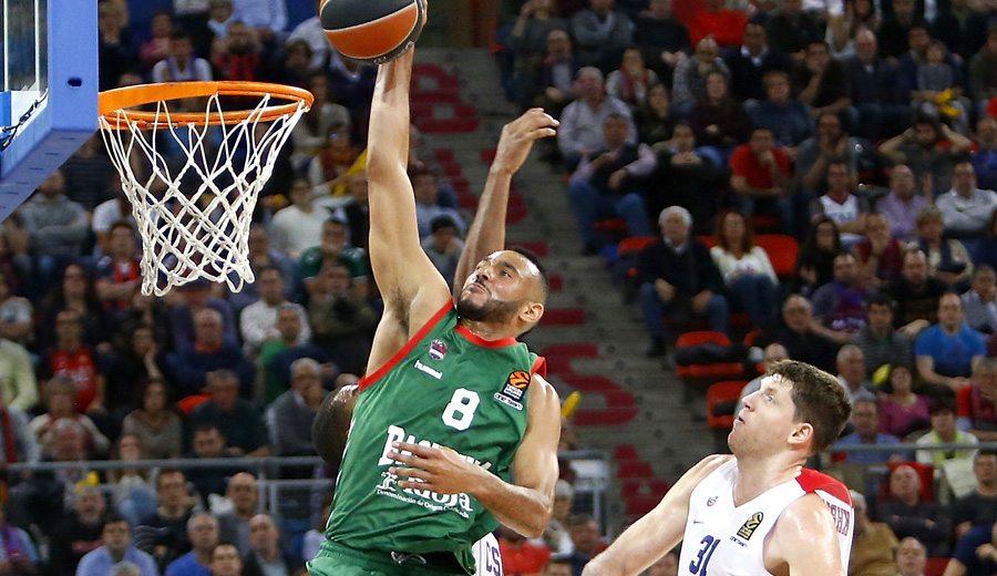 Tremendo: Hanga y tres ex ACB, en el Top 10 de jugadas de los playoffs de Euroliga (Vídeo)
