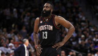 Los Rockets asaltan San Antonio a ritmo de triples y Harden: asistencia mágica (Vídeo)
