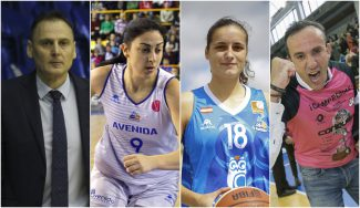Éxodo a Hungría: se van dos entrenadores, Salvadores y la MVP de la Liga Femenina