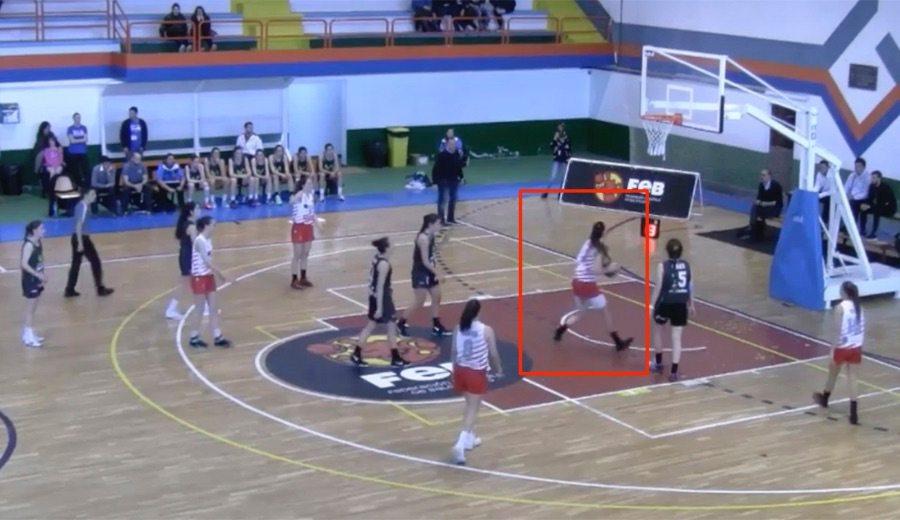Ejemplar: las junior del Estu se dejan anotar tras hacerlo con una rival lesionada (Vídeo)