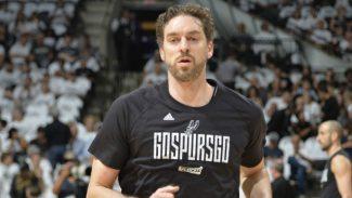 Pau Gasol seguirá en San Antonio: acuerda con los Spurs la renovación por 3 temporadas