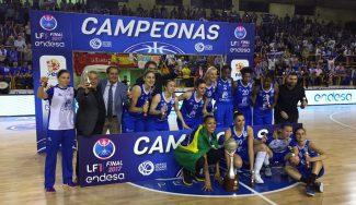 El Perfumerías, campeón de Liga: histórico primer triplete en su 25 aniversario