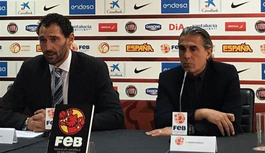 Scariolo asume más poder técnico en la FEB y da claves sobre el futuro de la Selección