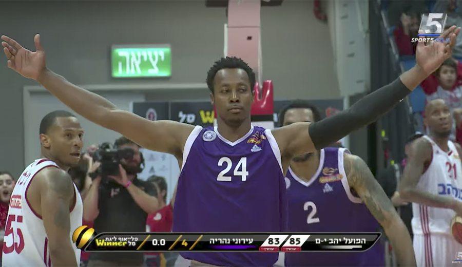 Un ex ACB tumba a otro en Israel: triplazo ganador de Hopson ante Jerrells (Vídeo)