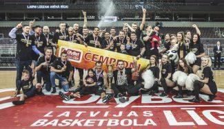 Otro letón que cotiza al alza: el ex ACB y LEB Mejeris, MVP de la final de su Liga (Vídeo)