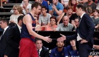 Adiós al Eurobasket: Claver es operado de la rodilla izquierda y estará 5 meses de baja