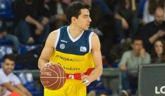 El ACB David Navarro, 'fichaje' de la selección de Andorra: «Me hace especial ilusión»