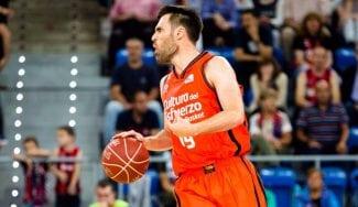 San Emeterio hace balance: valora la situación actual del Valencia, lesiones y ventanas FIBA