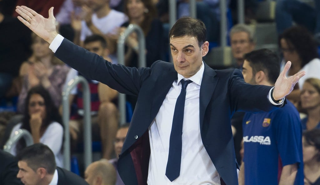 """Bartzokas, sobre la planificación del Barça: """"A final de temporada tendré más que decir"""""""
