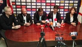 """El Manresa quiere seguir en ACB: """"Seremos el último de la fila, pero lo queremos ser"""""""