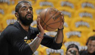 Irving revoluciona la NBA: pide salir de los Cavaliers y elige cuatro destinos preferentes