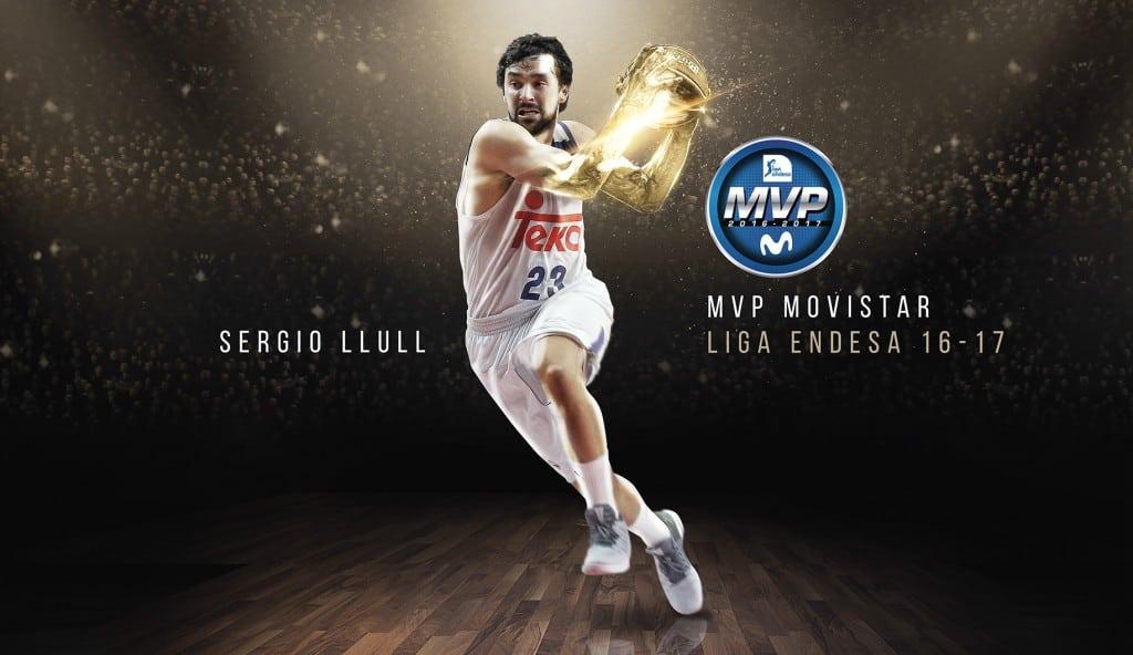 """""""De momento, la NBA, por televisión"""". Llull, MVP unánime de la Liga Endesa (Vídeo)"""