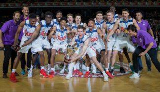Radoncic y Salvador deciden: el Madrid, campeón de España Junior Masculino en Bilbao