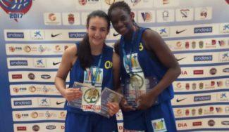 El Granca copa los premios del Junior. Lola Pendande gana varios además del MVP; Lacorzana, máxima pasadora