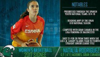 Sigue el desembarco: Camino Téllez y Natalia Rodríguez, rumbo a la NCAA