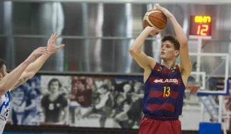 El Barça ata a su Draymond Green canterano: Alfred Julbe define a la perla Sergi Martínez