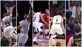 Randolph, Taylor, Llull y Doncic, en el Top 5 de jugadas del Madrid en la Euroliga (Vídeo)