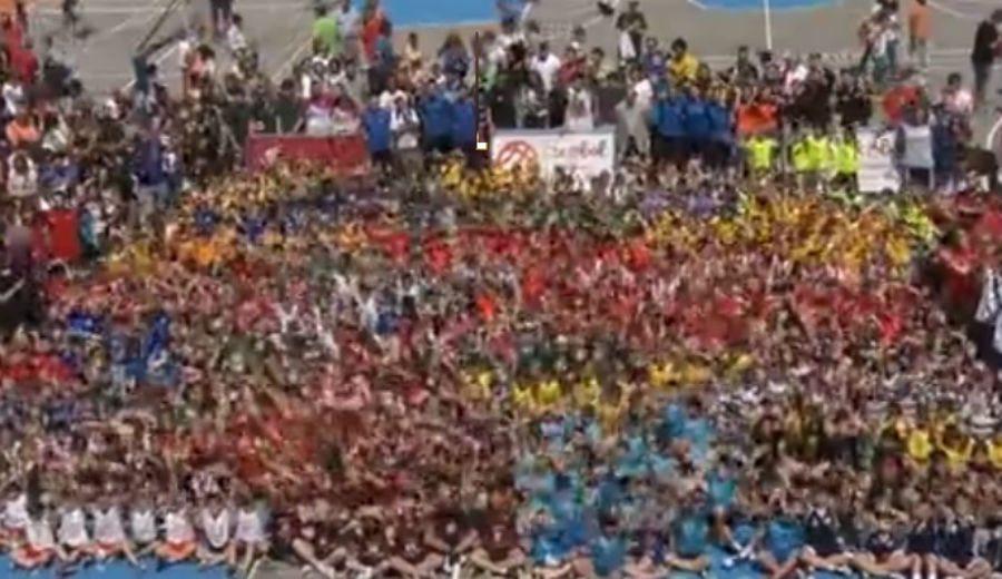 El mejor baloncesto base de Cataluña: la Trobada 2017, celebrada en Barcelona (Vídeo)