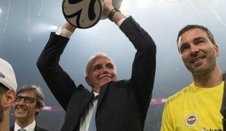 Obradovic ya piensa en su siguiente reto: «El año que viene la Final Four es en mi ciudad»