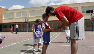 Abrines habla en el Jr. NBA Gigantes Camp: su primer año NBA, su futuro y la Selección