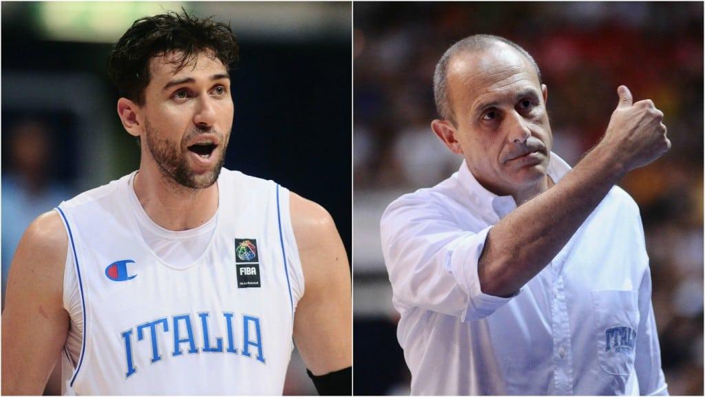 Bargnani renuncia al Eurobasket y Messina dejará la selección italiana tras el torneo