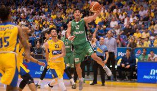 El ex LEB Di Bartolomeo sella la debacle del Maccabi: eliminado en semis de Liga (Vídeo)