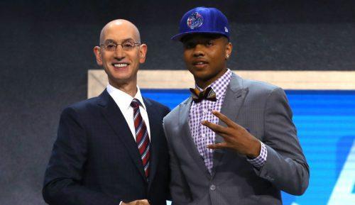 Draft. Fultz, Ball y Tatum, Top-3; los Knicks eligen a Ntilikina: así queda la primera ronda
