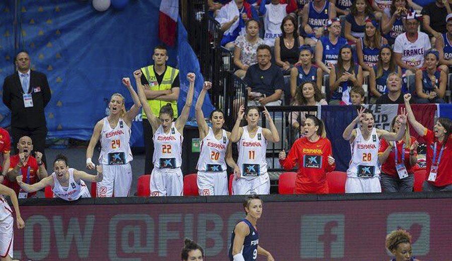 ¡Campeonas de Europa! Repaso de España a Francia para ganar su tercer Eurobasket