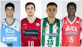 Santi Yusta, Sergi García y otros dos ACB, los 'españoles' en el Adidas Eurocamp de Treviso