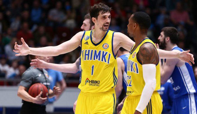 Alexey Shved rechazó cuatro ofertas de la NBA para seguir en el Khimki