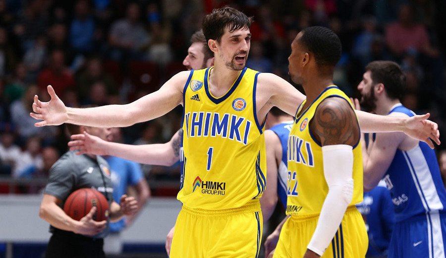 Ivanovic y Shved devuelven al Khimki a la Euroliga: mate decisivo de Rowland (Vídeo)
