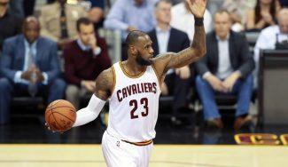 Recital ofensivo de los Cavaliers para poner el 3-1: récords, espectáculo y polémica (Vídeo)