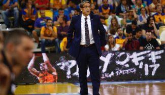"""Casimiro carga contra el arbitraje: """"Deben limpiar el basket, no pararlo"""""""