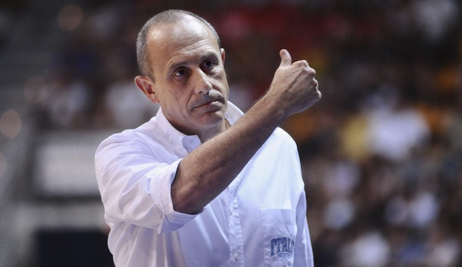 Messina da la lista de Italia para preparar el Eurobasket: 19 jugadores con dos NBA