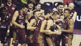 El Venezia, a un triunfo del título en Italia tras el triple ganador del ex ACB Bramos (Vídeo)