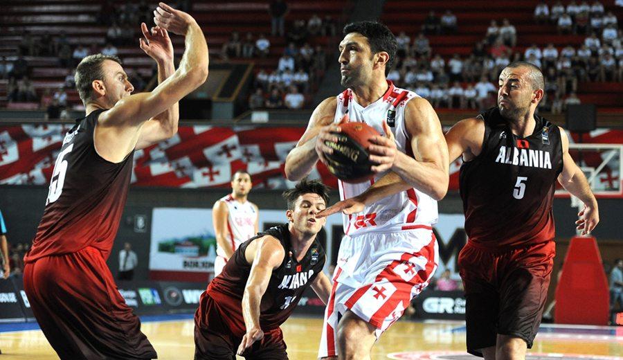 Tres jugadores ACB y el NBA Pachulia, en la preselección de Georgia para el Eurobasket
