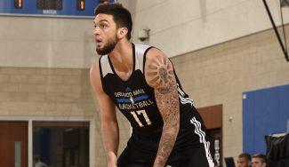 El baskonista Poirier probará otra vez en la NBA: a la Summer League con los Nets