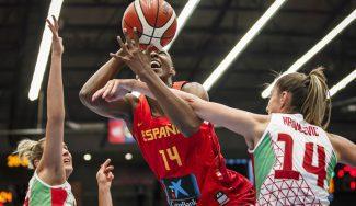 Eurobasket Femenino: España sella el billete para cuartos tras empezar con dos victorias