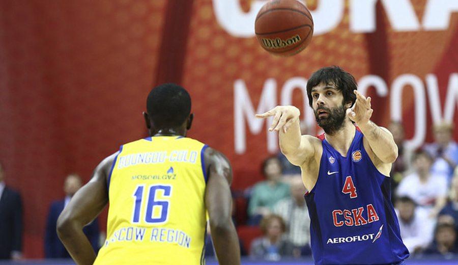 Teodosic pone al CSKA a tiro del título de la VTB: regala tres asistencias de lujo (Vídeo)