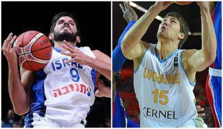 Rumbo al Eurobasket: Israel y Ucrania hacen públicas sus preselecciones para este verano