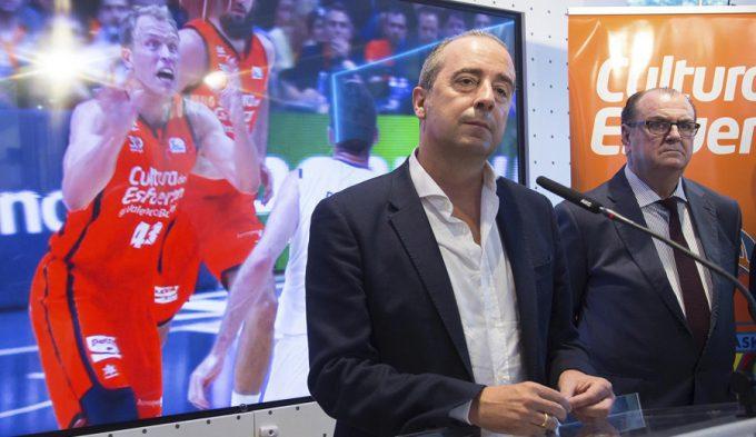 """Vidorreta quiere renovar a Diot y cuenta con Vives: """"No nos ha llegado ninguna oferta"""""""