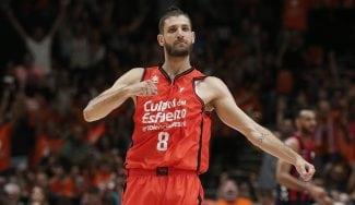Antoine Diot vuelve a jugar con el Valencia Basket 444 días después