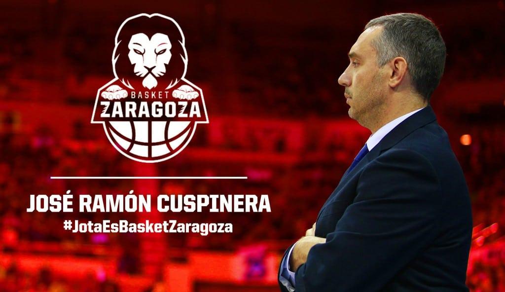 """Cuspinera, confirmado en Zaragoza: «Puede trabajar con mezcla de jóvenes y veteranos"""""""