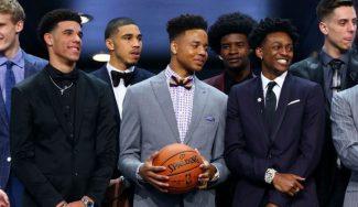 ¡El Draft más joven de la historia! 16 jugadores de primer año, elegidos en primera ronda