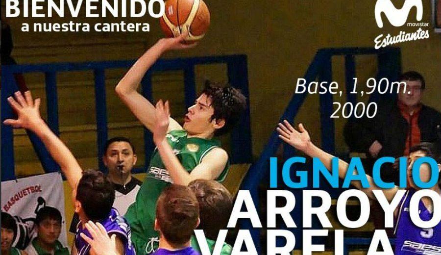 Ignacio Arroyo llega a la cantera del Estu: así juega el base chileno de 17 años (Vídeo)