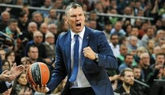 "Jasikevicius elogia a Pesic antes de su duelo en Euroliga: ""Un estratega"""