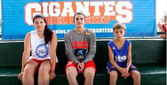 Leticia Romero, gran protagonista del tercer día en el Jr NBA Gigantes Camp (Vídeo)