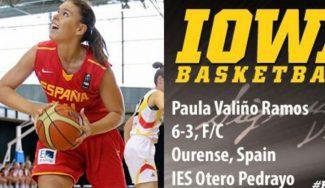 La última, Paula Valiño: éstas son las 22 españolas que debutarán en la NCAA